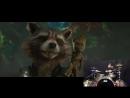 [jrokku] (VS) GUTS AND DEATH - Guardians of Galaxy: Remix - Ugakataka Tried (ударные) [kabukin]