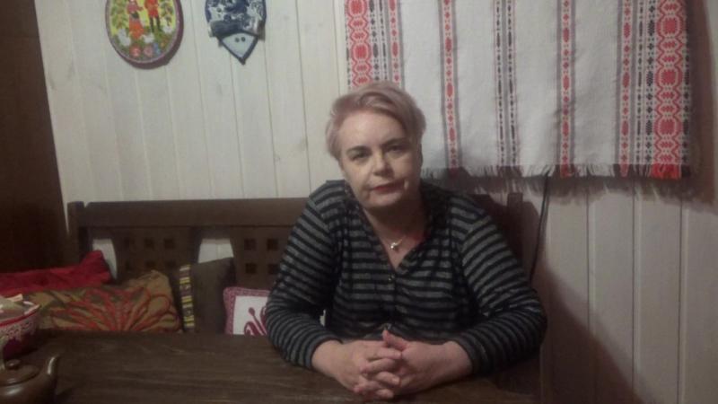 Ольга Сергеевна Соина читает стихи А. Блока (5)