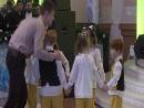 Танцующие лучики на благотворительном вечере