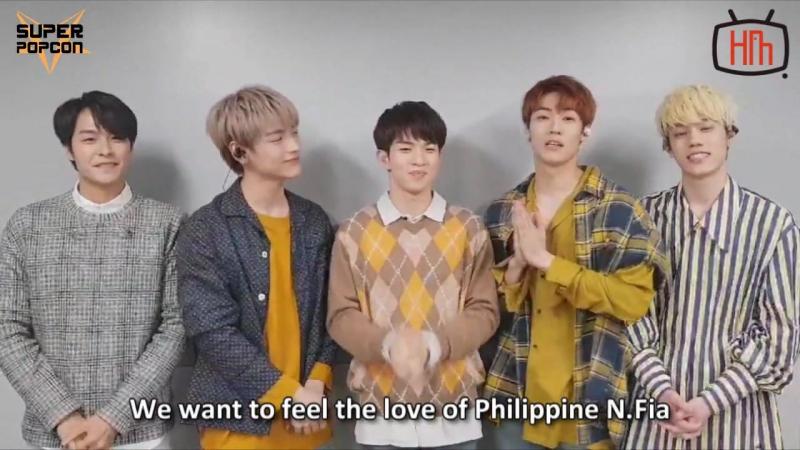 [KpopRepublic2] 엔플라잉 NFLYING 의 Greeting Video가 도착했습니다.