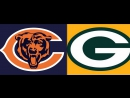 NFL 2017-2018 / Week 4 / 28.09.2017 / Chicago Bears @ Green Bay Packers
