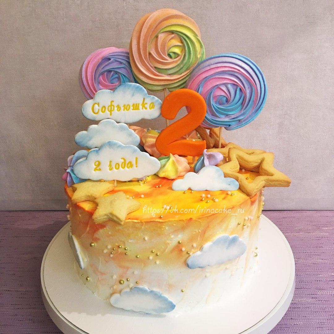 Торт для девочки (арт. 26)