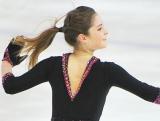 Юлия Липницкая, Чемпионат России 2015, КП 3 (73.77)