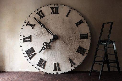 Часы огромные своими руками 50