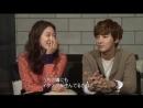 Yoon Shi Yoon Park Shin Hye Flower Boys Next Door Interview