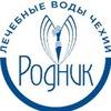 «Родник» — лечебные минеральные воды Чехии