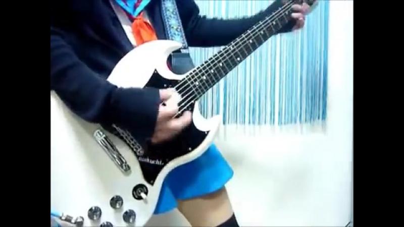 「God knows.」を弾いてみました。 【ギター】by mukuchi