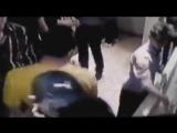Жестокая драка в ночном клубе( Как работает охрана)