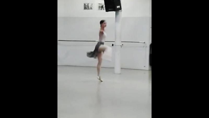 Balletclass training everyday  ballet balleri... Рим 21.07.2017