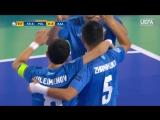 Футзал-Евро-2018. В2 - 01.02.18. Польша - Казахстан (1-5)