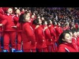 Болельщики КНДР на трибунах Игр рассмешили соцсети странной поддержкой своих спортсменов