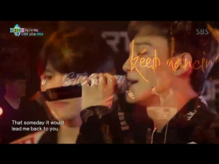 Jongdae - 'sunday morning' // jyp's party people