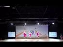 FISAF Int Fitness Sports Aerobics World Championships 2017. Preliminary cadet Petite Aerobic 17-Oct-2017
