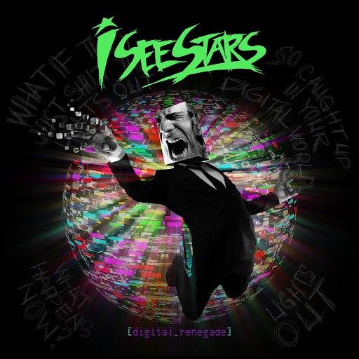 I See Stars альбом Digital Renegade