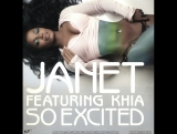 Психоделическая Джанет Джексон , Psychedelic Janet Jackson - So Excited. Психоделия Майкла Джексон, MJworld.ucoz.ru, So Excited