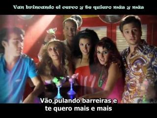 [MV] RBD - Empezar Desde Cero (Legendado PT-BR)