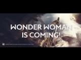 Wonder Woman is coming
