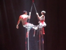 Танец Любви под куполом цирка