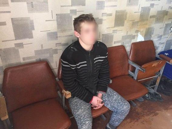 Житель Исправной задержан за изнасилование