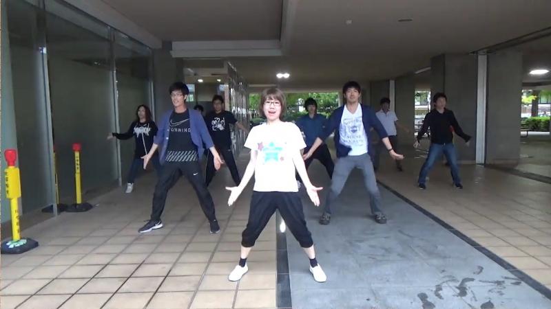 【41人】GOD団10周年記念にハレ晴レユカイを踊ってみた【OBOGさんも】 sm32297878