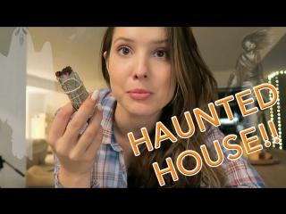 My house is haunted | Amanda Cerny