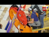 Встречайте дракона ЛЕГО в Военторге!