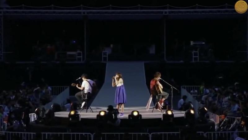 [ZOLOTO] Ikimono Gakari - Kaeritakunatta yo (Live Acoustic Version) (рус. саб)