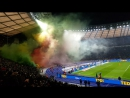 Гол Герты Атмосфера на Олимпиаштадион Берлин