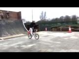 Mark Webb BMX