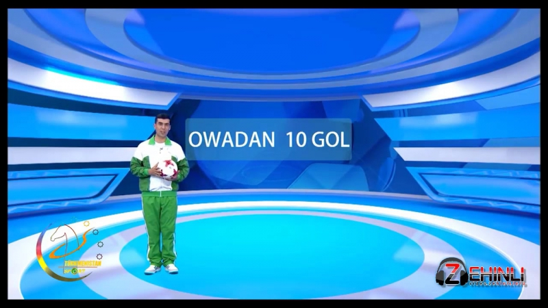 Türkmen sport - Owadan 10 gol video.zehinli.info