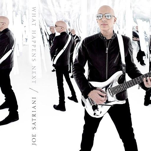 Joe Satriani альбом What Happens Next