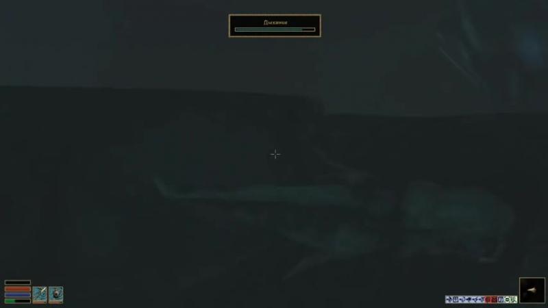 Прохождение TES III- Morrowind @9 Божественная болезнь_HIGH.mp4