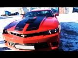 ВНИМАНИЕ!!! / СМОТРЕТЬ ДО КОНЦА!!! / Chevrolet Camaro 2014 / Выбор зависит от вас!