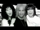 Cher, Chrissie Hynde, Neneh Cherry Eric Clapton - Love can build a bridge (HD