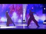 Жасмин и Денис Клявер - Я за тебя умру (Первый канал О чём поют мужчины)