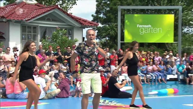 Tim Toupet - Du bist meine Nummer 1,2,3,4 (ZDF Fernsehgarten 23.07.2017)