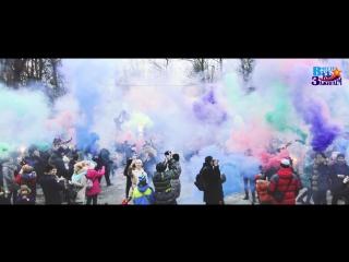 Фестиваль цветного дыма в Санкт-Петербурге — официальное видео