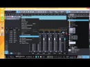 How to mixdown multi out channel drum addictive drums 2 in presonus studio one 3