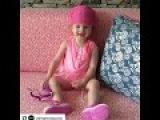 Ксения Бородина: Маленький хитрец ... сдала мать с потрохами 😂