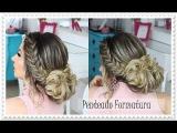 #Dia 08 Penteado para Formatura e Festas por Priscila Barbosa