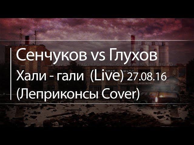 Сенчуков vs Глухов Хали гали Леприконсы cover