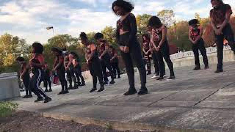 Eggplant- PapermakerAstar DJflex (dance video) Choreographed by Trendsettastacy Dancers:D'Afrique