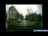Домодедовский шумахер или в шаге от беды