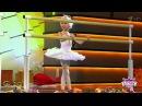 Элегантная балерина Агния Соловьева. Лучше всех! Фрагмент выпуска от01.01.2018