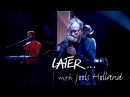 The National - The System Only Dreams in Total Darkness (Live at Later… with Jools Holland, BBC Two) 3 October 2017