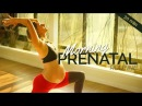 Gentle Prenatal Morning Yoga Routine - Safe for All 3 Trimesters 30-min