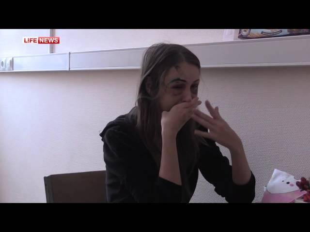 В Москве бизнесмен избил девушку модель