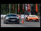 1200+ HP Twin Turbo Aventador vs Nissan GT-R vs BMW M6