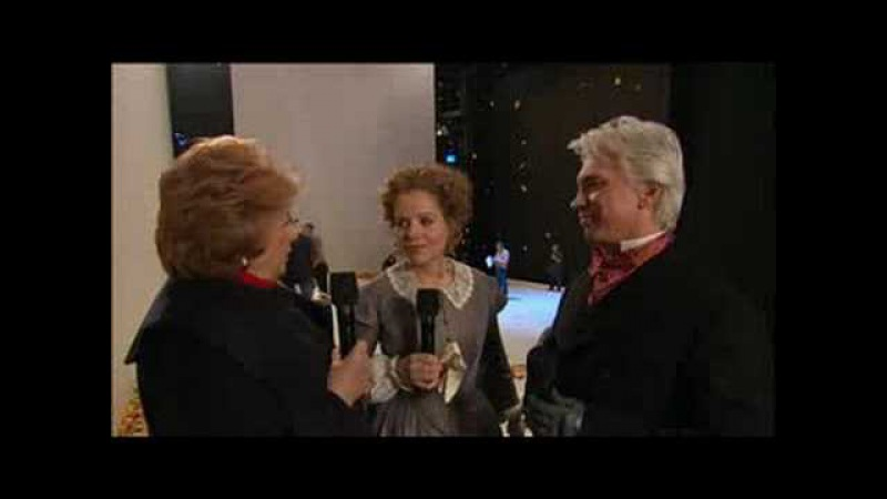 Beverly Sills interviews Renée Fleming Dmitri Hvorostovsky