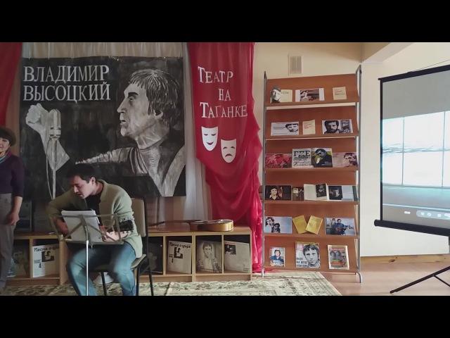Сам Давыдов1 - Парус (cover Высоцкий)